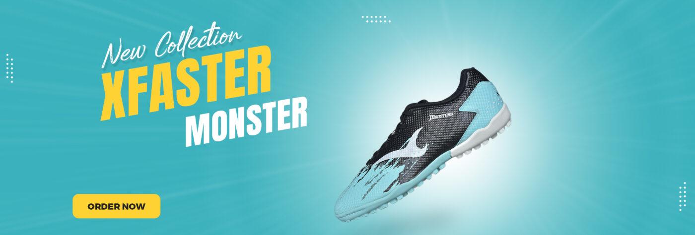 Giày đá bóng Monster