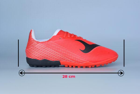 Kích thước 1 chiếc giày thực tế